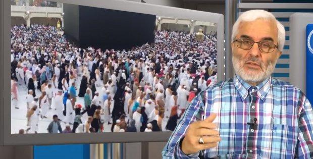 Ahmet Ziya İbrahimoğlu Mekke Ziyaret Yerleri