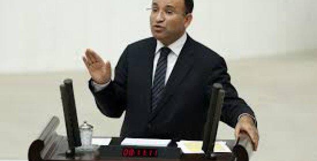 Başbakan Eski Yardımcısı Bekir Bozdağ 'a Mektup