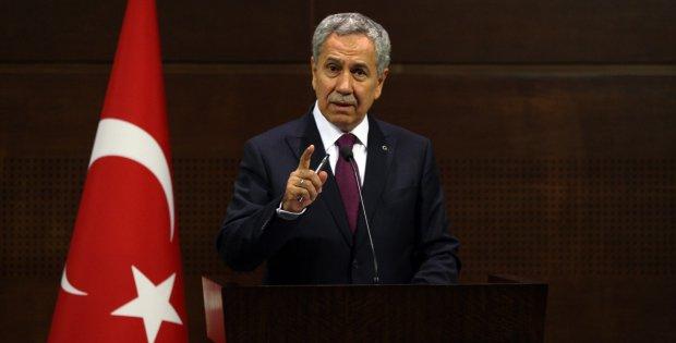 Devlet Eski Bakanı Bülent ARINÇ Bey'in Dikkatine