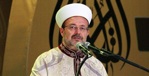 İslam dünyasına  önemli mesajlar verdi.